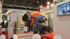 Bozdemir made an evaluatiom of Wire Fair which is the locomotive of the sector