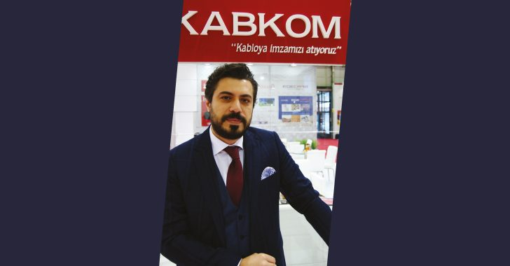Erdem EKER KABKOM KİMYA A.Ş  (GENERAL DIRECTOR); KABKOM AIMS TO BE A GLOBAL PLAYER IN CABLE COMPOUND MANUFACTURE