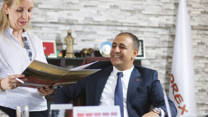 Mr. Murat Dogan, General Manager of Colorex Konsantre Boya ve Plastik Sanayi: Our company, Colorex, is one of the highest quality Masterbatch manufacturer companies of our sector in Turkey making production without compromising on quality.