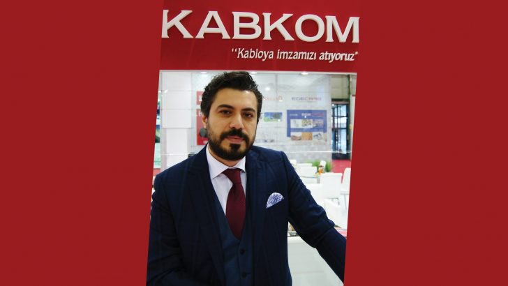 Erdem EKER KABKOM KIMYA A.S (GENERAL DIRECTOR); KABKOM AIMS TO BE A GLOBAL PLAYER IN CABLE COMPOUND MANUFACTURE