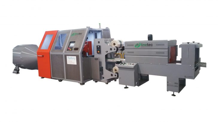 Linetec Machinery in automatic coiling machines pioneering the firsts Eyup Tabak / Partner of the company LINETEC Makine