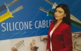 "Elcab Kablo Export Director Hatice Aslandag; ""One might think Elcab Cable is a company which produces only cables. However our company is not only a cable producer. We also produce groupings of different cables, particularly silicone and supply these products to the industry of durable household products."""