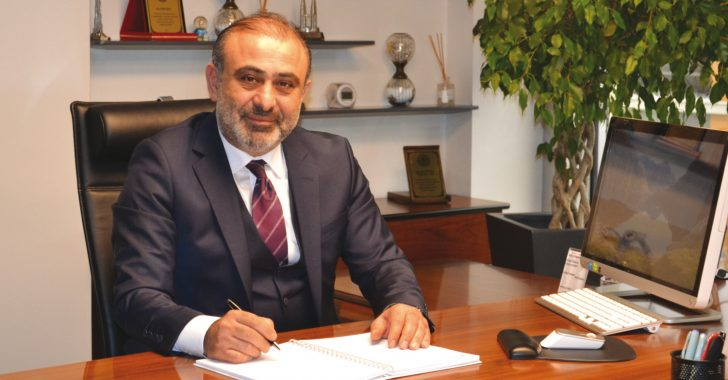 """Erse Kablo General Manager Selami Sivritepe: """"The increase in productivity is the driving force for the economic growth of a manufacturing company."""""""