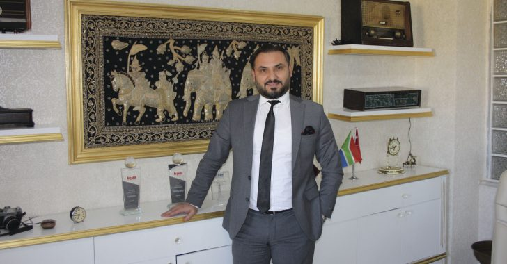"""ELCAB KABLO PROFİL SANAYİ TİCARET A.Ş // CHAIRMAN OF THE EXECUTIVE BOARD NEJDET TISKAOĞLU """"We continue to move ahead on our way without making concessions from our understanding of good quality production, delivery on time and superior after-sales service."""""""