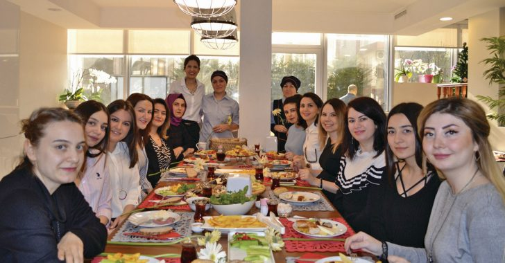 Erse Kablo Created Awareness with  MEVA on March 8, International Women's Day