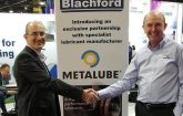 Metalube Partners with Blachford in North America