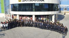 """Sarmakina Sales & Marketing Engineer Berker Yörgüç: """"Running of Sarmakina Bobbin Winders and Double Twist Bunching Machines in biggest cable and wire factories in Europa is one of the important signs which shows the level we reached"""""""