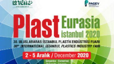 Plast Eurasia İstanbul 2020 Fuarı