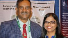 Since 1993 Mikrotek has moved and edged forward in the wire drawing die industry lead by Mr. B. Kamal Babu, Managing Director with backend supported by his wife Mrs. B. Anitha Kamal Finance Director.