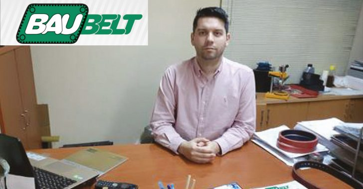 Mustafa Baha Akçura MBA Endüstriyel Ürünler Gen. Müd.; CHANGE
