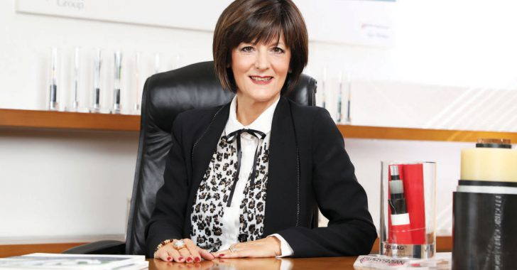 Cinzia Farisè, CEO of Turk Prysmian Kablo; Türk Prysmian Kablo Received the First COVID-19 Safe Production Certificate of Its Field