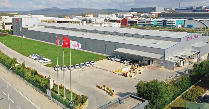 The striking rise of Üntel Kablo in the list of the second 500 largest industrial companies