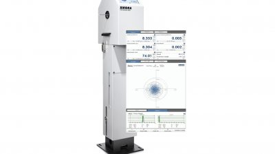 SIKORA measuring and control systems: CENTERVIEW 8000