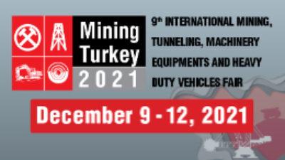December 9-12 Mining Turkey