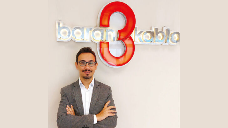 """Olcay Ozer Baran Kablo / Foreign trade Director """"Baran Kablo is realizing its export attempt."""""""