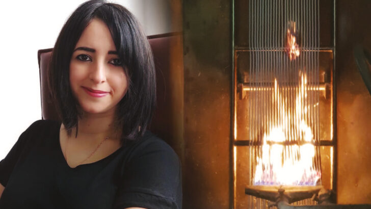 """Pınar Keskioğlu, Efectis Era Avrasya Sales Manager: """"Efectis Era Avrasya provides services for the testing and certification of cables for customers all over the world."""""""